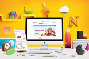 طراحی وب سایت مجله اینترنتی