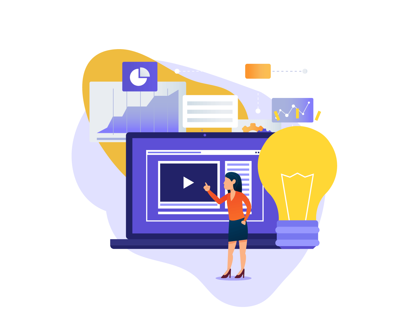 ویژگی های طراحی سایت B2B