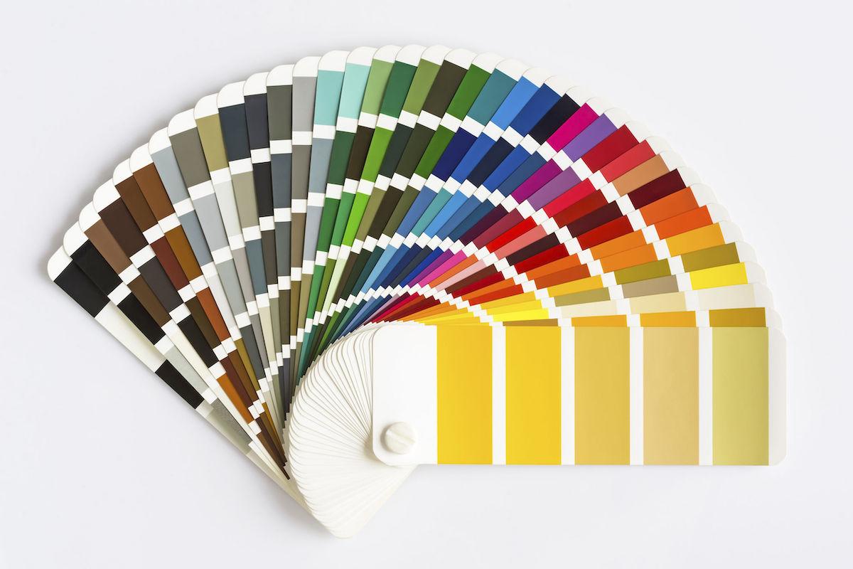 نحوه انتخاب رنگ برای وب سایت شما